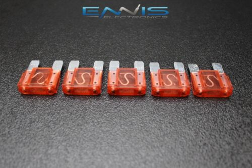 5 PACK MAXI 20 AMP FUSE BLADE STYLE CAR BOAT AUTOMOTIVE AUTO HOLDER FUSES EE