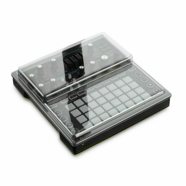Collectie Hier Decksaver Novation Circuit Mono Station Cover Limpid In Zicht