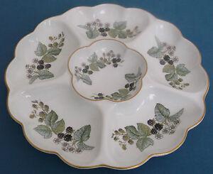 Royal worcerster Lavinia porcelaine gros Hors d'oeuvres dégustations Plat Vaisselle-afficher le titre d`origine l1QGUKKq-09090929-236480247