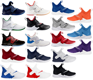 Nike Lebron Soldier XII 12 Basketball Sneakers Men's Lifestyle shoes