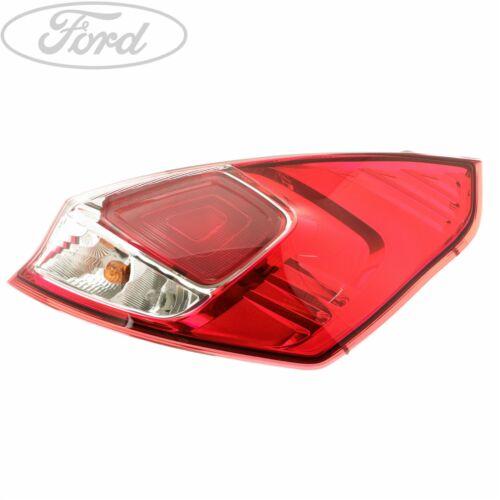 Genuine Ford Fiesta MK7 Rear O//S Tail Light Lamp Cluster 1877010
