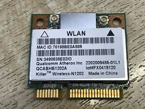 Driver for ASUS N550LF Qualcomm Atheros WLAN