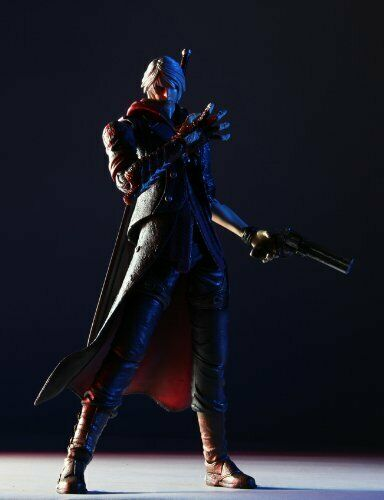 DEVIL MAY CRY4 PLAY ARTS Kai  Nero PVC Painted azione cifra SQUARE ENIX Japan  outlet in vendita
