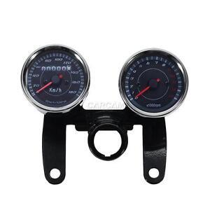 Dual-Speedometer-Tachometer-Kit-For-Suzuki-Boulevard-M109R-M50-M90-M95