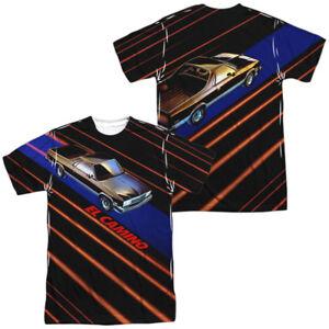 Authentic-Chevrolet-Laser-Camino-Sublimation-Front-Back-T-shirt-S-M-L-X-2X-top