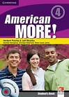 American More! Level 4 Student's Book with CD-ROM by Christian Holzmann, Jeff Stranks, Gunter Gerngross, Herbert Puchta, Peter Lewis-Jones (Mixed media product, 2010)