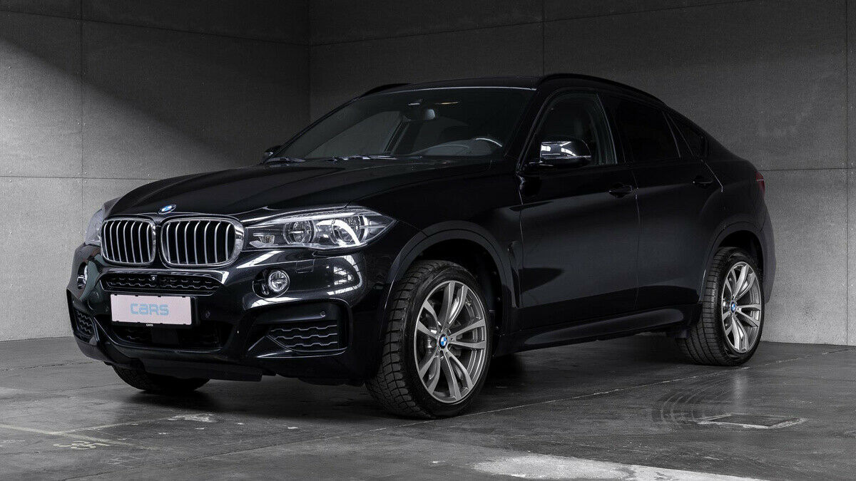 BMW X6 4,4 xDrive50i aut. 5d - 4.750 kr.