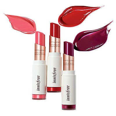 [INNISFREE] Creammellow Lipstick 3.5g 10 Color / Clear and moist color