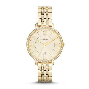 Uhren fossil damen gold