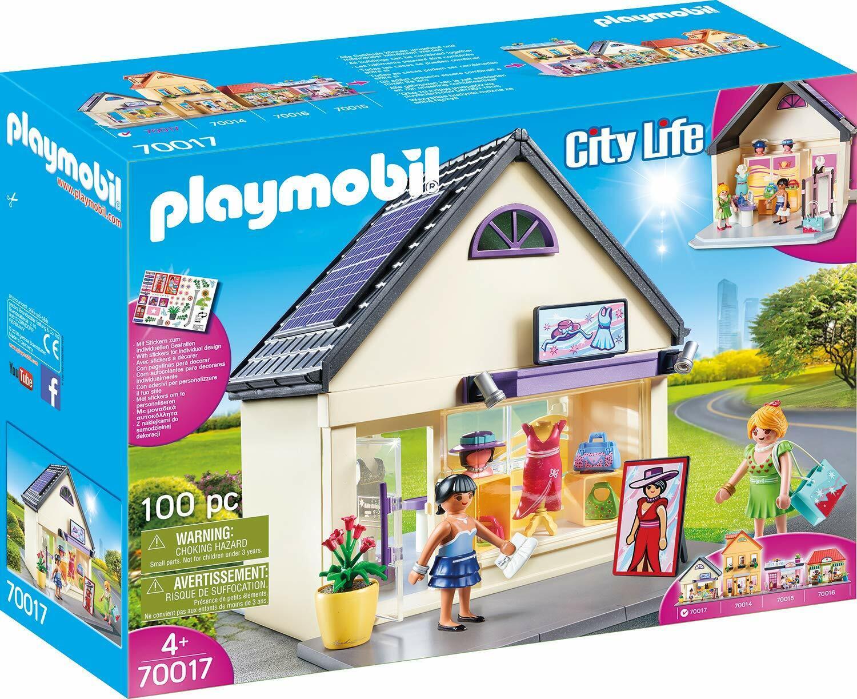 Playmobil  città Life 70017 - Mi Boutique de Moda  sconto di vendita