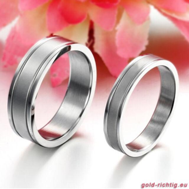 1 Freundschaftsring (Partnerring Trauring Ehering Ring Partner Damen Ringe) NEU