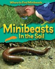 Minibeasts in the Soil (Where to Find Minibeasts)