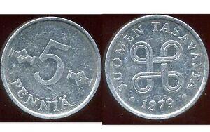 FINLANDE-5-pennia-1979-bis