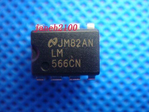 5PCS IC NSC DIP-8 LM566CN GOOD  QUALITY  AR1