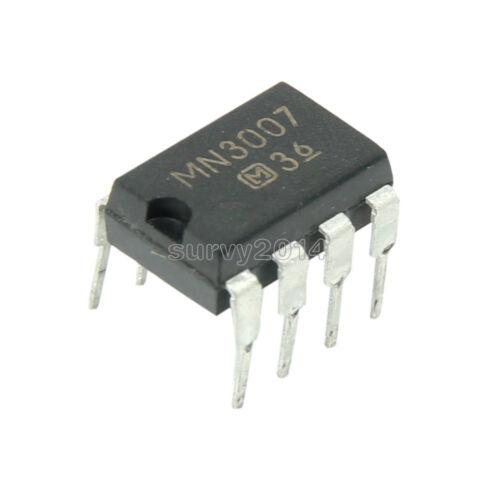 5PCS IC PANASONI DIP-8 MN3007 Microcomputers//Controllers NEW