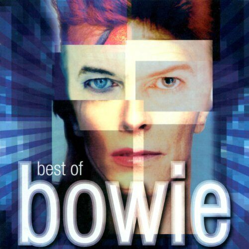 1 of 1 - Best Of Bowie -  CD KTVG The Cheap Fast Free Post
