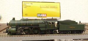 Brawa-40255-H0-AC-Locomotive-a-vapeur-serie-S-2-6-Bayern-ep-1-numerique