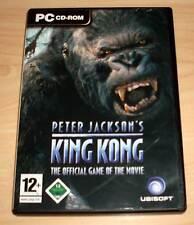 PC Game Spiel Peter Jackson's King Kong - komplett Deutsch