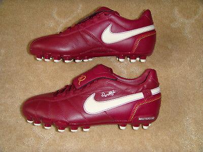Nike Ronaldinho 10 MultiGround Football Chaussures R10 Chaussures de football rare NEUF | eBay