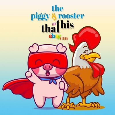 The Piggy and Rooster That and This