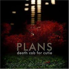 Plans [Bonus Track] [LP] by Death Cab for Cutie (Vinyl, Sep-2005, Barsuk)