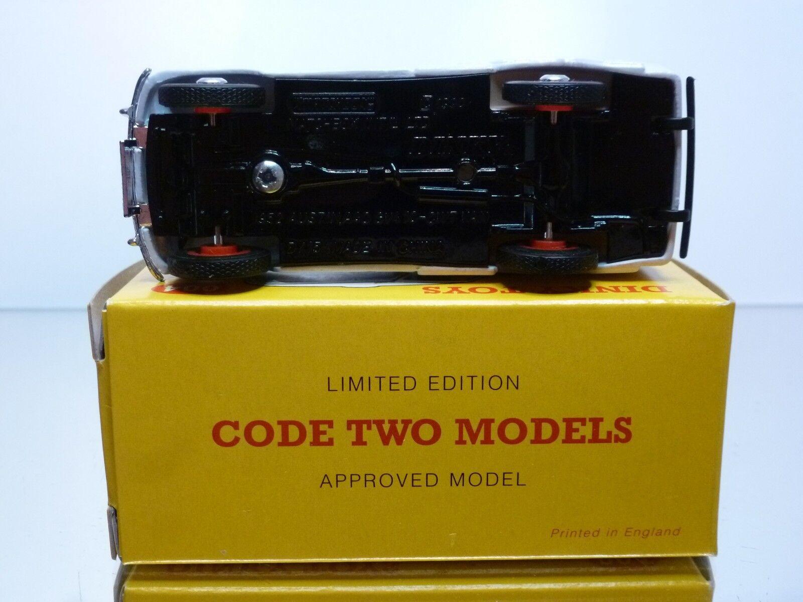 DINKY TOYS CODE 2 MODELS 004 AUSTIN AUSTIN AUSTIN A40 VAN - MAJOR PRINT- 1 43 - EXCELLENT IB 8b7bf5