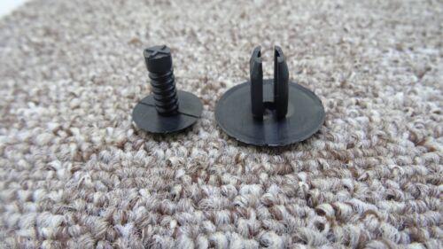 FERRARI Interior Lining Fastener Door Card Moulding Screw Retainer Trim Clips