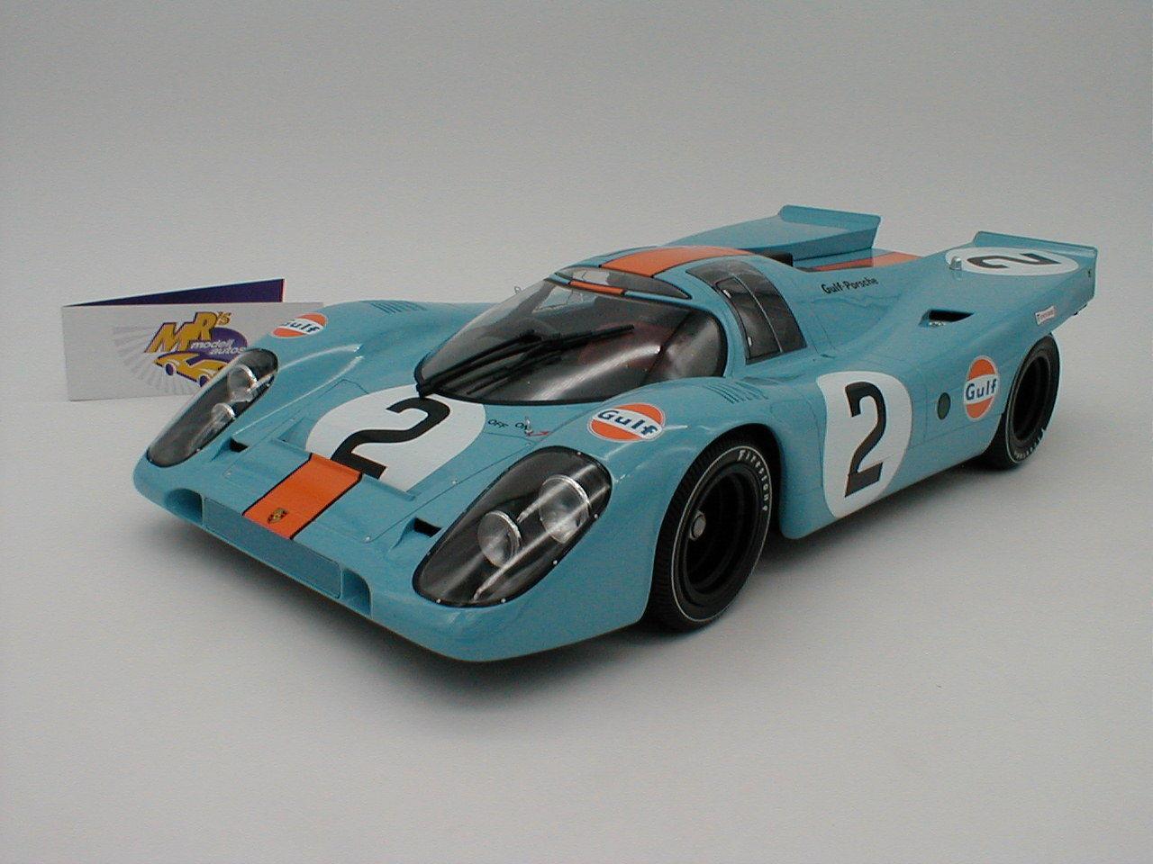 MINICHAMPS 125706602-Porsche 917k vainqueur vainqueur vainqueur 24 H DAYTONA 1970 No. 2 1 12 Nouveau 8e5d8d