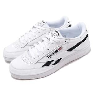 Reebok-Revenge-Plus-MU-White-Black-Men-Classic-Casual-Shoes-Sneakers-DV4065