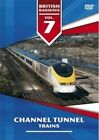 British Railways Volume 7 Channel Tunnel Trains 5060162450872 DVD Region 2