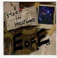 (GL409) E Of E, Stars In Hollywood - 2015 Sealed DJ CD