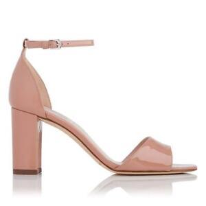 L.K.Bennett Helena Fawn Patent Formal Sandals