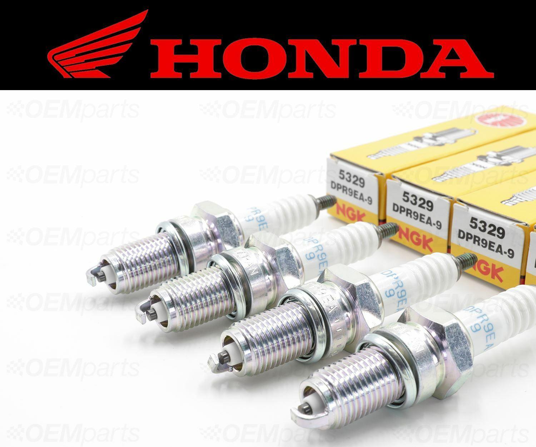 Set of 10 NGK DPR9EA-9 Spark Plugs Honda #98069-59916  #CC11