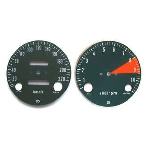 Honda Set Fondos Velocímetro + Cuentarrevoluciones Para CB750K1