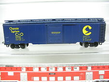 AM415-0,5# Märklin H0/AC 4564 US-Güterwagen/Box Car Chessie System C & O 23745