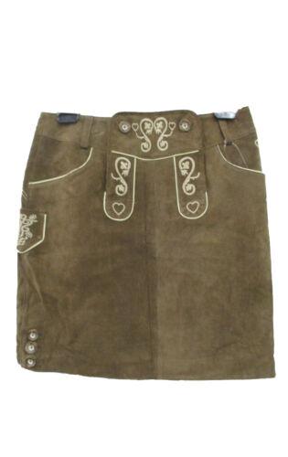 Damen Lederrock aus 100/% Leder, Artikel:Espe C
