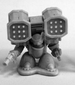 1 x SPACE MOUSLING HEAVY - BONES REAPER figurine miniature chronoscope 80085