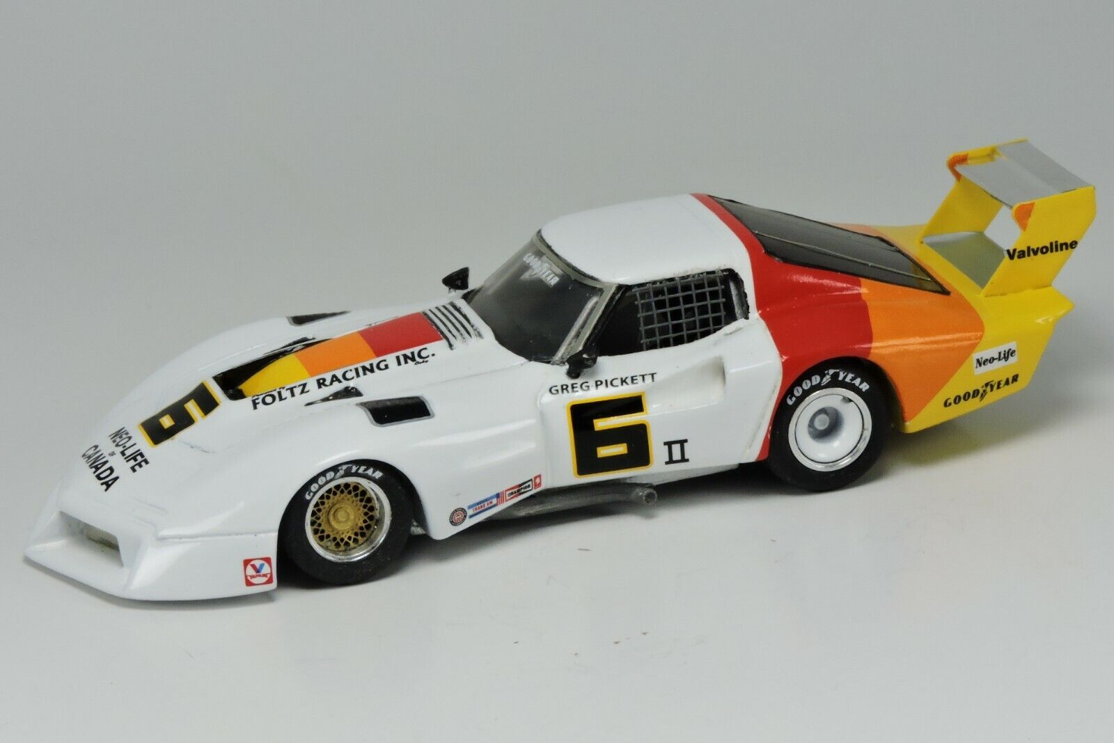 suministro de productos de calidad kit Corvette Corvette Corvette C3 Tubular Frame  6 Westwood 1978 - Arena Models kit 1 43  selección larga