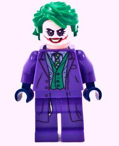 "NEW LEGO ""TUMBLER VERSION"" JOKER MINIFIG minifigure dark ..."