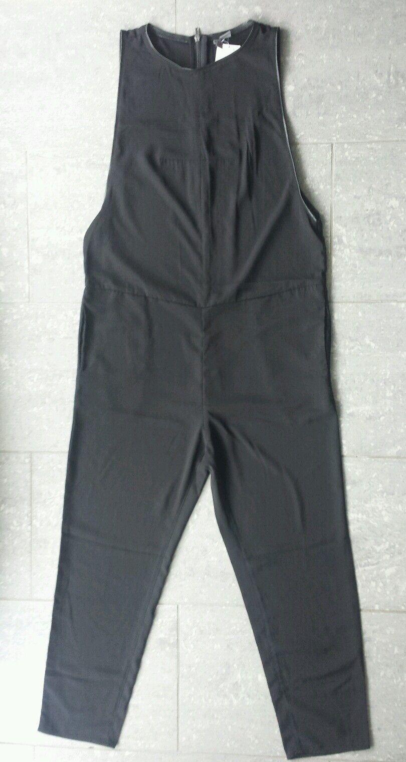 Neu! Damen Jumpsuit gr.40 schwarz
