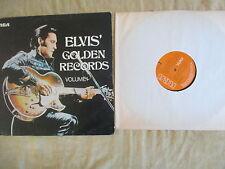 ELVIS PRESLEY ELVIS` GOLDEN RECORDS VOL1 1970 LP RCA VICTOR SF8129