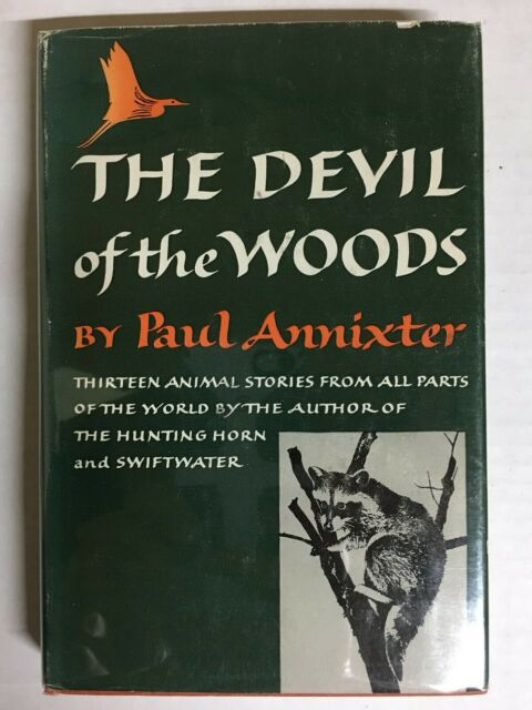 Devil of the Woods: A Collection of Thirteen Animal Stories (Short Story Index..