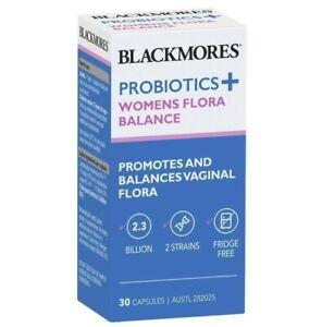 Blackmores-Probiotics-Womens-Flora-Balance-30-Capsules