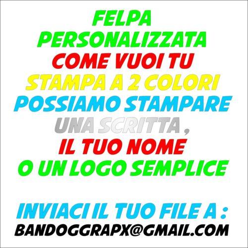 logo Stampa 2colori Nome Cappuccio Personalizzate 3 Scritta Con Felpe qA10TwRT