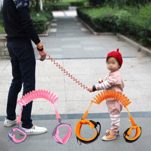 Kids Safety Leash Anti Lost Wrist Strap Baby Walk Child Toddler Link Harness