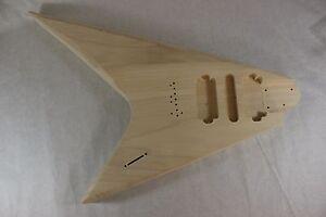 7 string hardtail Fits UV RG Necks Proline V Guitar Body