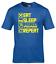 miniature 17 - Eat Sleep Mine Repeat Kids T-Shirt Boys Girls Gamer Gaming Tee Top