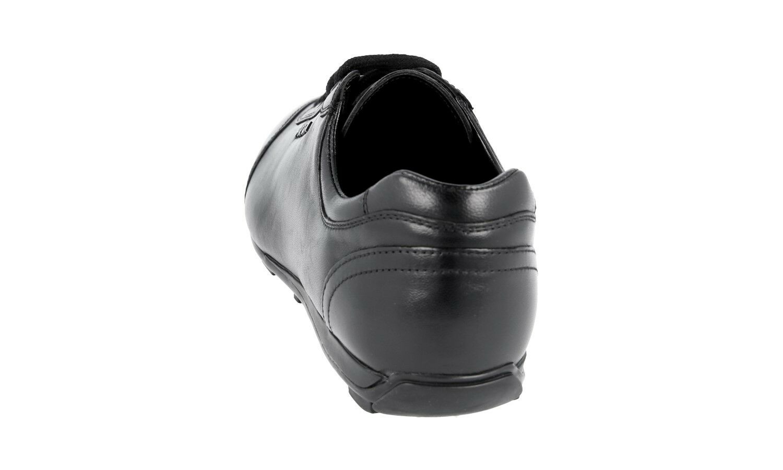 zapatos PRADA LUSSO 3E4900 37,5 negro NUOVE 37,5 3E4900 38 849781