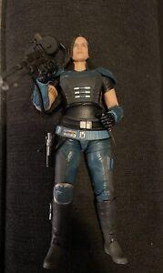 Hasbro Star Wars The Black Series Mandalorian Cara Dune 6 inch Action Figure