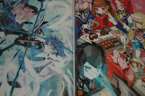 JAPAN Gunslinger Stratos Artworks and Chronicles from 2013 to 2115!